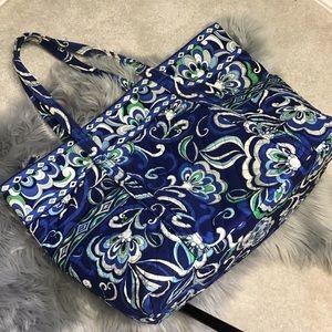 Vera Bradley Oversized Tote Bag
